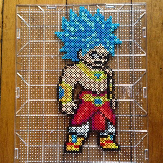 143 Best Dragonball Z Pixel Art Images On Pinterest