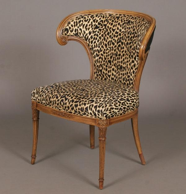 115 Best Leopard Chairs Images On Pinterest Animal Print