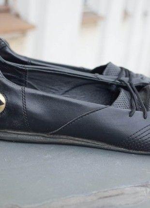 Kaufe meinen Artikel bei #Kleiderkreisel http://www.kleiderkreisel.de/damenschuhe/ballerinas/160496797-dunlop-sneaker-ballerinas-schwarz-grosse-40