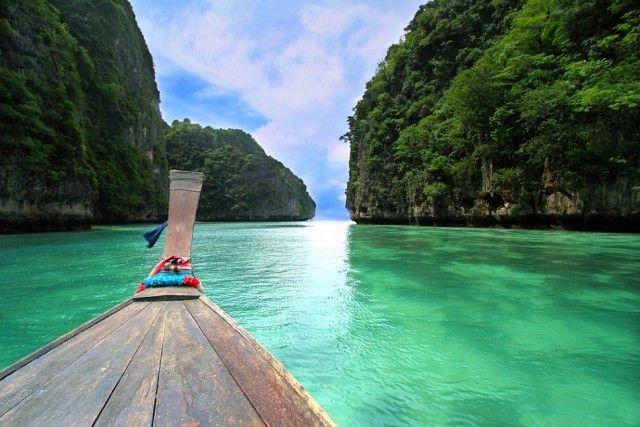 Voyage en Thaïlande : 15 jours d'île en île à seulement 605€ (Bangkok, Koh Tao, Koh Panghan, Koh Samui, Phuket) - Vols, Hôtels et Transferts inclus !
