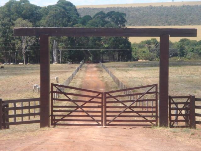 Wood Farm Fence Styles