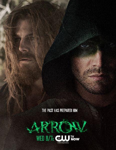 Arrow TV Show | Arrow (Series One) - Green Arrow Wiki
