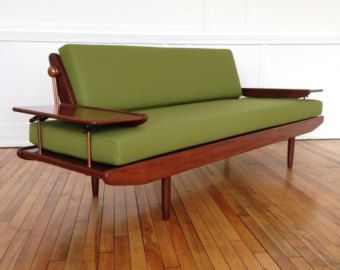 Australian Made Danish Style Sofa With A Wide Flat Timber Frame   Google  Search