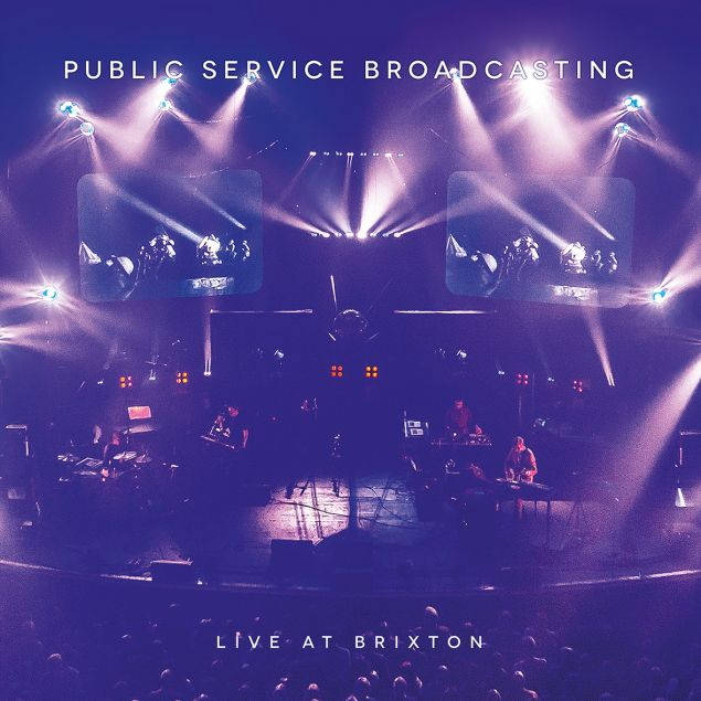 Pre-order Public Service Broadcasting 'Live At Brixton' on special edition CD/DVD and double vinyl LP.WithGuitars