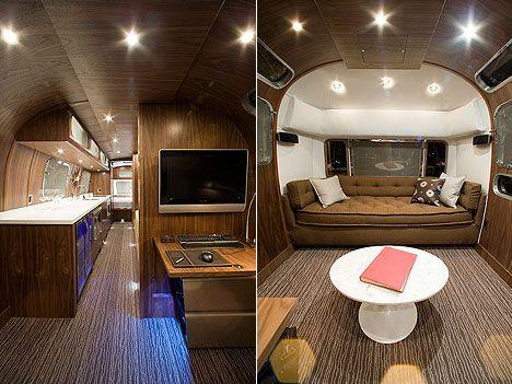 554 best custom airstream interiors images on pinterest