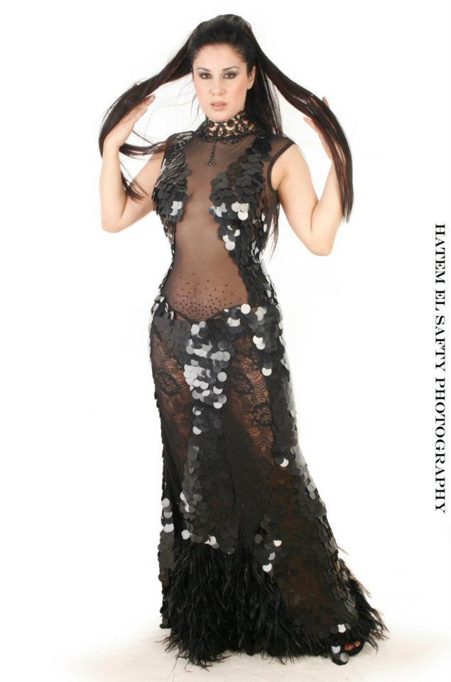 Mona zaki dresses