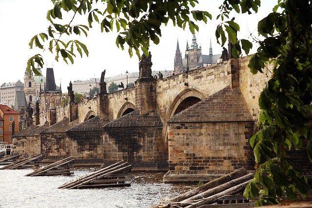 Puente de Carlos, Praga (Rep. Checa)