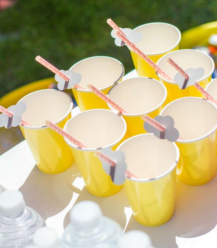 Sunshine Birthday Party Ideas   Photo 1 of 39   Catch My Party