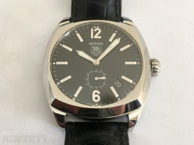 Tag Heuer Monza Calibre 6 Watch Ref Wr2110 For Sale in Dublin 2, Dublin from Alastair Davis Jewellery & Watch Consultant