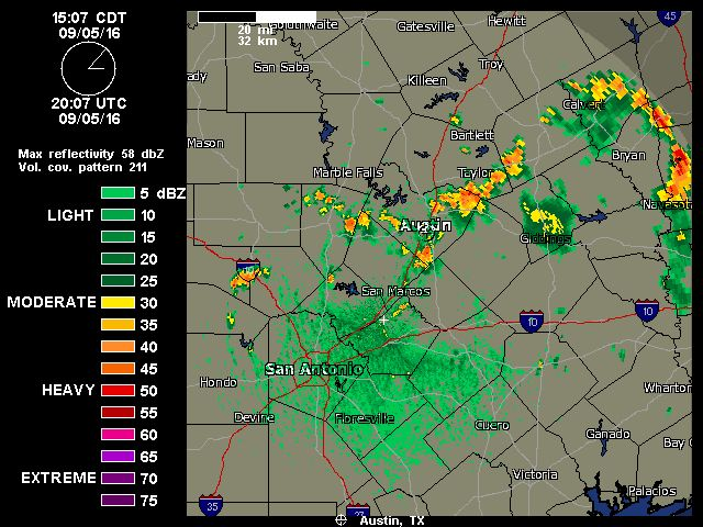 9/5/2016 3pm      Austin-San Antonio Radar | Weather Underground