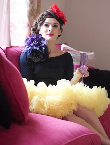 Petticoats by Doris Designs
