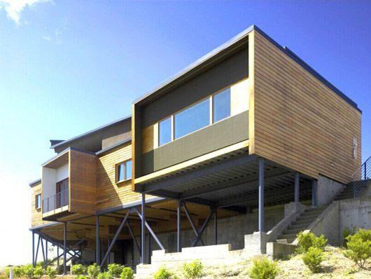 Foundation Design House Slope Steel Steep Yahoo Image
