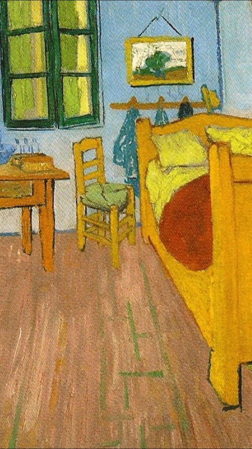 Lockscreens Van Gogh's paintings lockscreens Like or