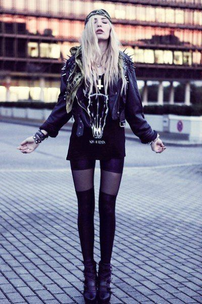 1000 Images About Alternative Fashion On Pinterest