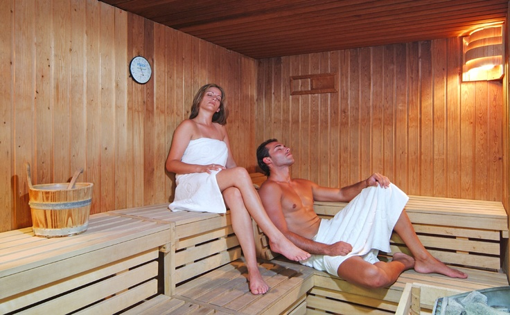 Hotel RH Corona del Mar - Sauna