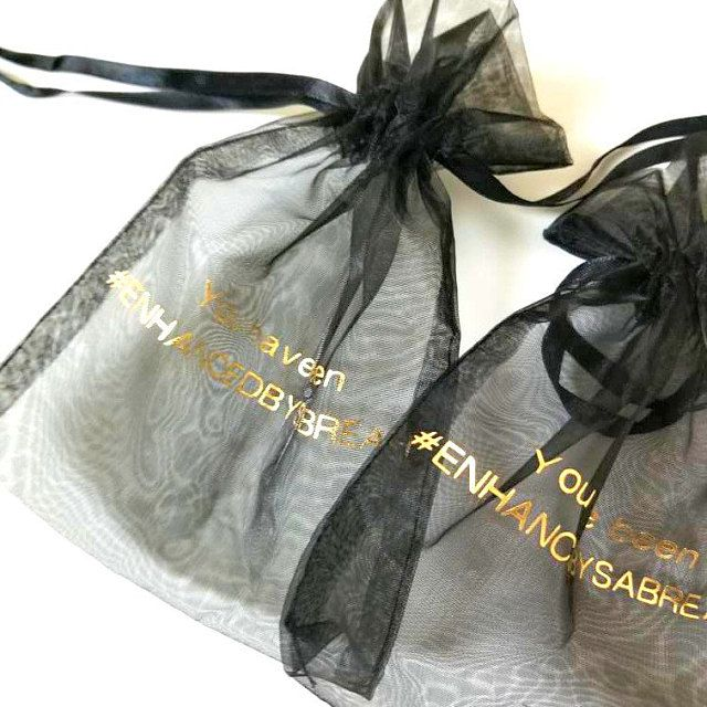 Favor Bags with Drawstrings 4 x 6  Inches 150 Light Silver Grey Organza Bags