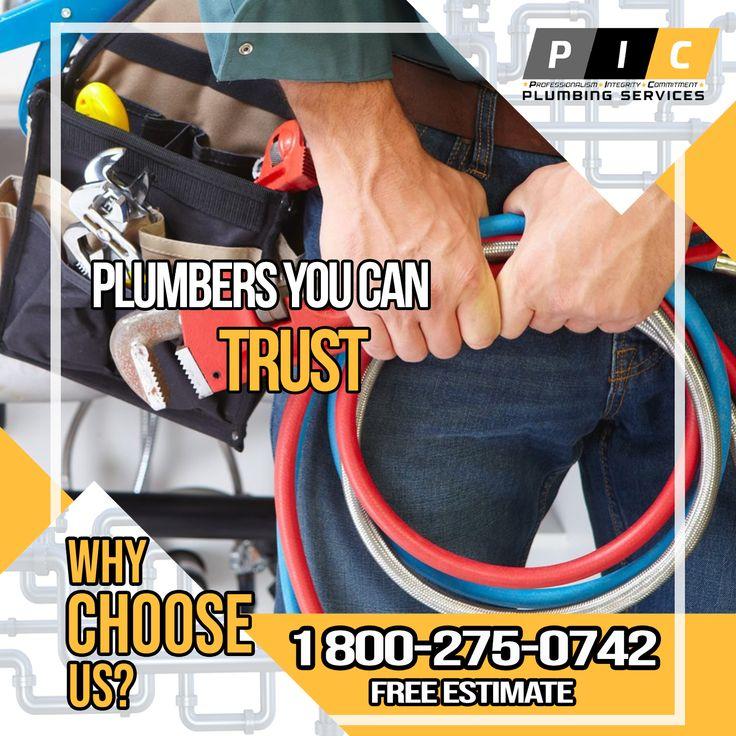 Plumbers You Can Trust in San Diego Ca in 2020 Plumbing