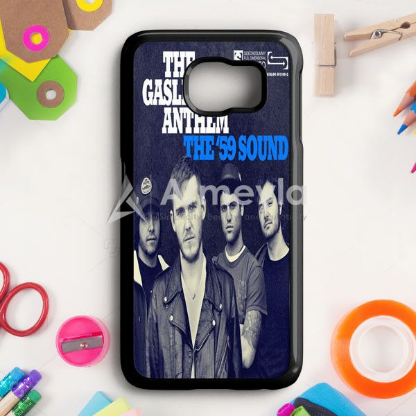 The Gaslight Anthem The 59 Sound Samsung Galaxy S6 Edge Plus Case | armeyla.com