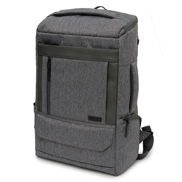 Mens Stylish Backpack College Laptop Book Bag TOPPU 623