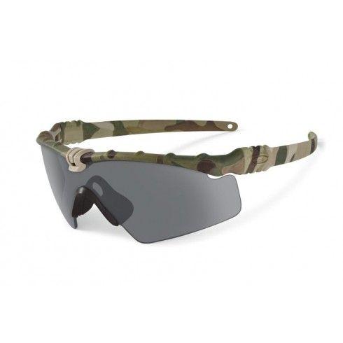 SI BALLISTIC M FRAME 3.0 Multicam w/ Grey Lens - Oakley - Tactical Distributors- Tactical Gear