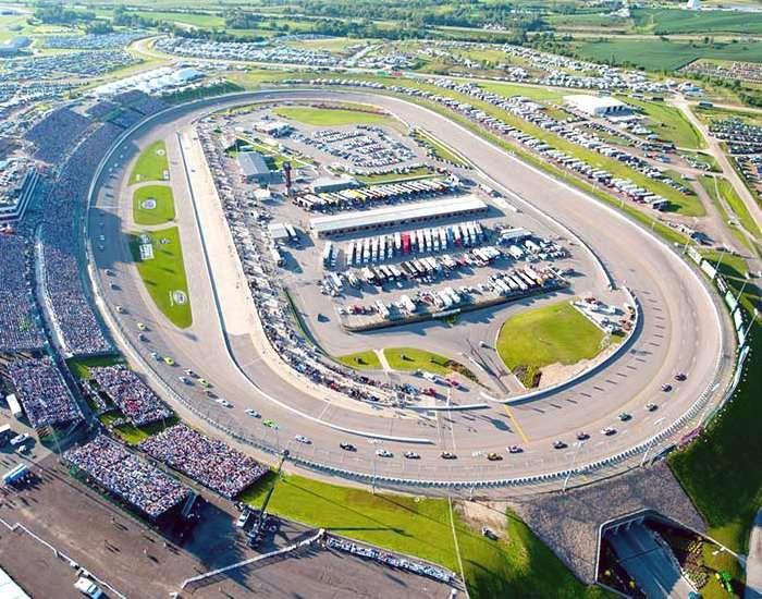 Iowa Speedway In 2020 Nascar Richmond International Raceway Speedway