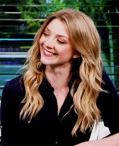 Natalie Dormer- her hair is perfection