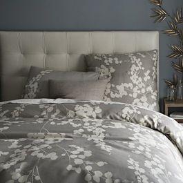 Moonflower Duvet Cover - contemporary - duvet covers - West Elm