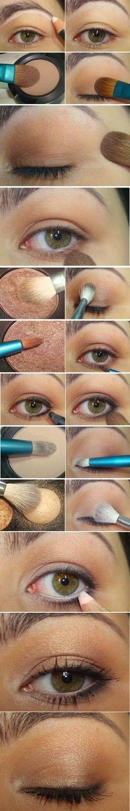 Everyday Chic Neutral Makeup Tutorials / Best LoLus Makeup Fashion