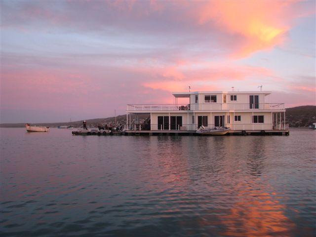 Nirvana Houseboat