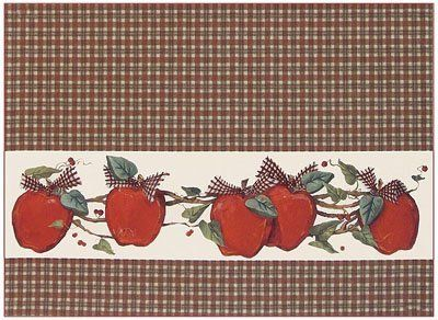 Country Apple Placemat . $6.99