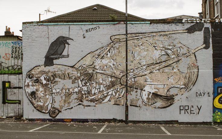 стрит-арт,художник,живопись,граффити,дипрессия