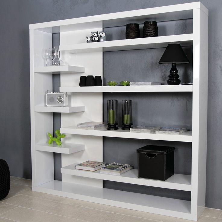 die besten 25 regal weiss ideen auf pinterest. Black Bedroom Furniture Sets. Home Design Ideas