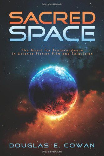 Sacred Space: The Quest for Transcendence in Science Fiction Film and Television @ niftywarehouse.com #NiftyWarehouse #StarTrek #Trekkie #Geek #Nerd #Products