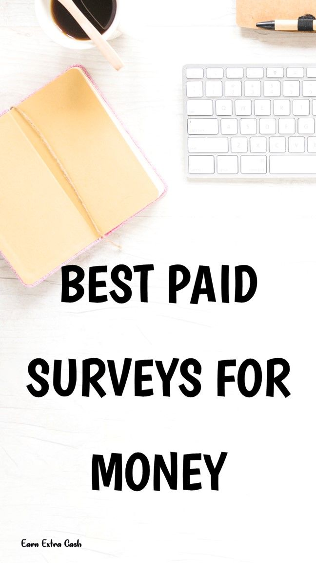 Best Paid Surveys For Money ….. how to earn mone…