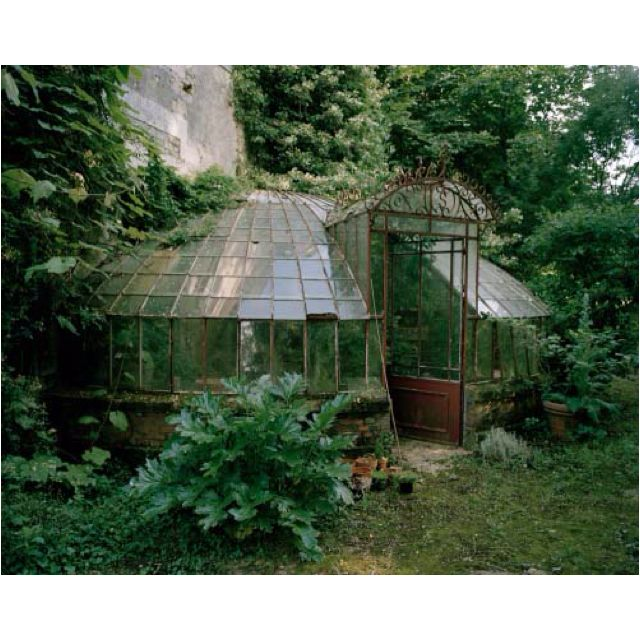 Gorgeous greenhouse