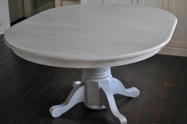 Best 25 Painted Pedestal Tables Ideas On Pinterest