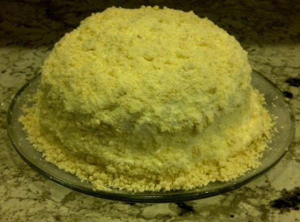 Garden lemon cake, my version | Recipes | Pinterest | Olive Gardens ...