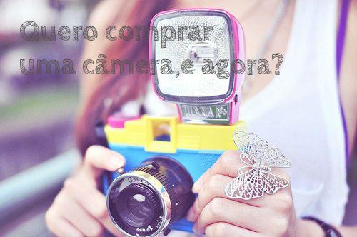 Blog da Semana - Nathalia Andradeeseu postQuero comprar uma câmera, e agora?