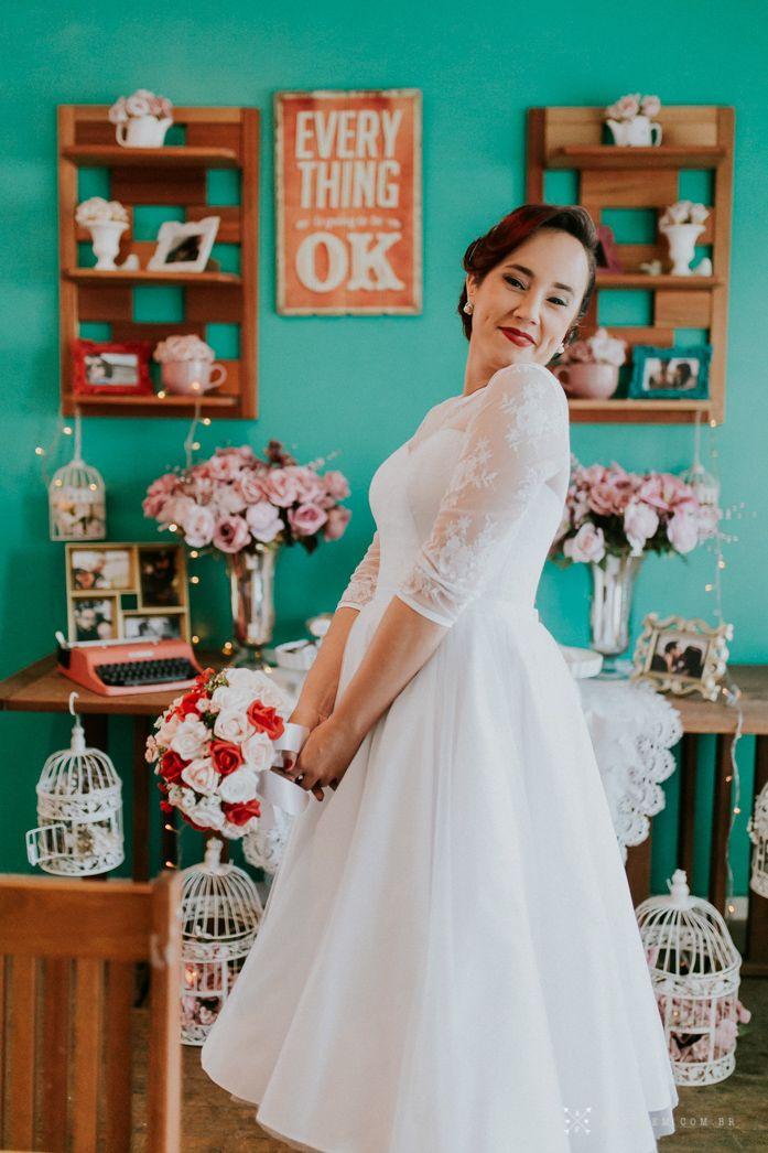 The Best Vestido De Noiva Midi Ideas On Pinterest Vestido