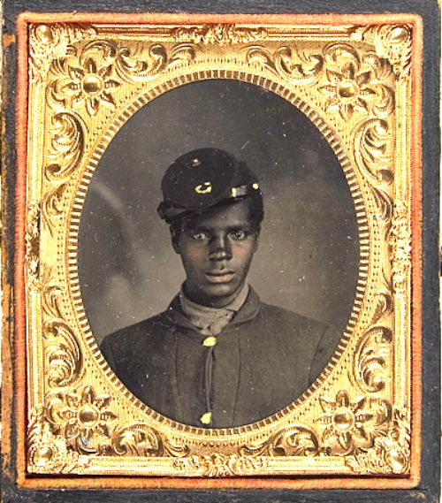 an analysis of the black soldiers in the civil war of the united states of america History of the union in the civil war menu legends of america exploring history presidents of the united states soldiers by the end of the war, about 179,000 black men served as soldiers in the by the end of the civil war, almost 200,000 black men served as soldiers in the us.