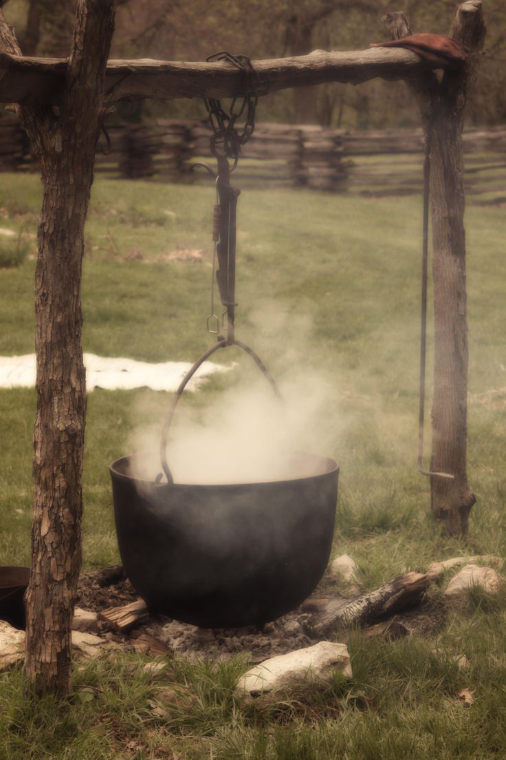68 Best Cauldrons And Gypsy Pots Images On Pinterest