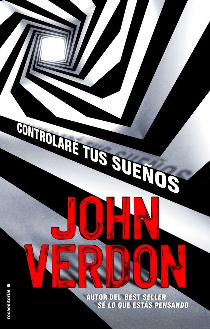 Controlaré tus sueños / John Verdon