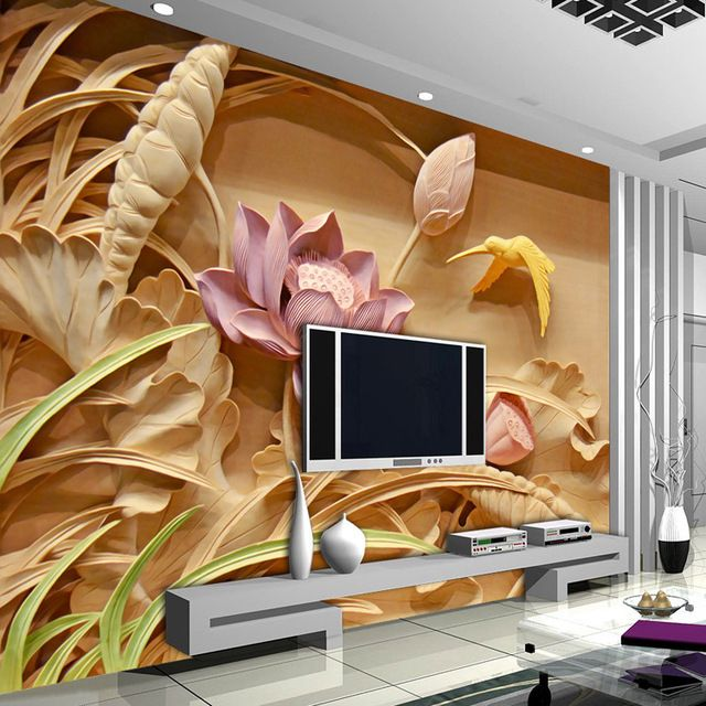 1000 ideas about custom wall murals on pinterest flower