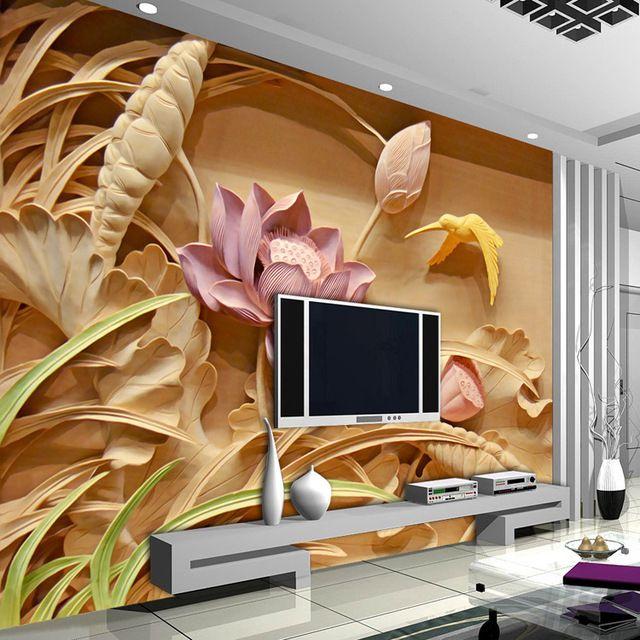 1000 ideas about custom wall murals on pinterest flower