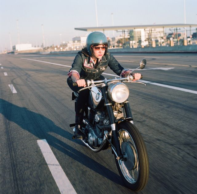 The women's motorcycle exhibition | The Women #motorcycles
