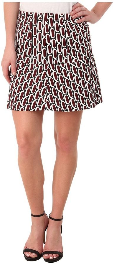 MICHAEL Michael Kors Reyes Caps Mini Skirt