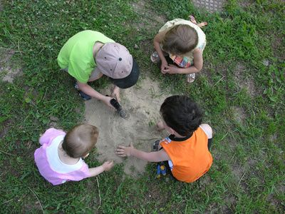 Challenging team building activities that encourage students to communicate and work together.