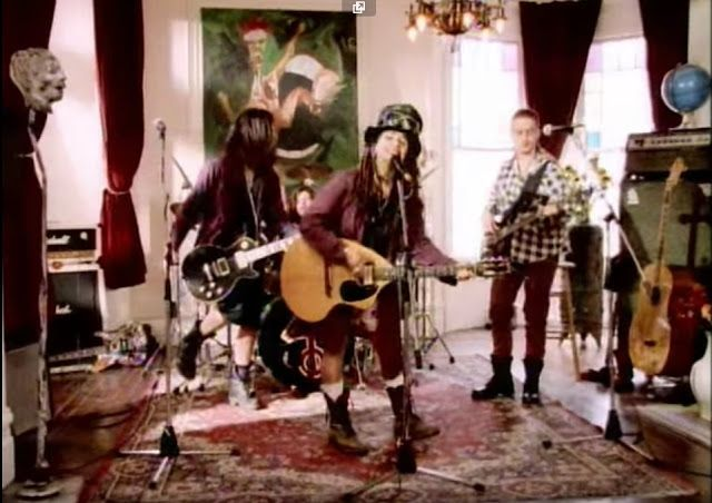 CZ REPORT NEWS: 4 Non Blondes - What's Up