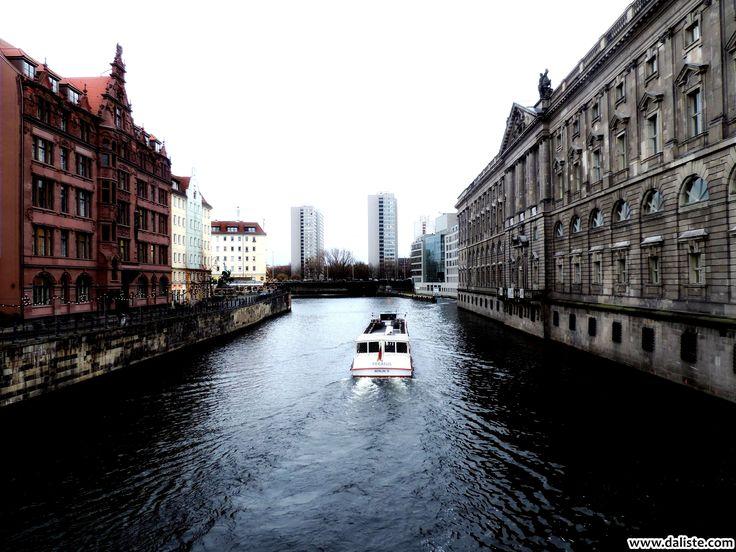#berlin #daliste #travel #spree