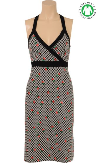 King Louie - Cross back dress Marie
